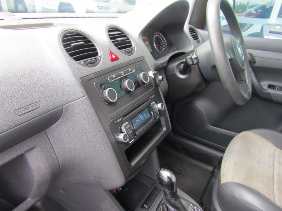 2012 Volkswagen Caddy 2KN MY12 TDI250 Van Image 11
