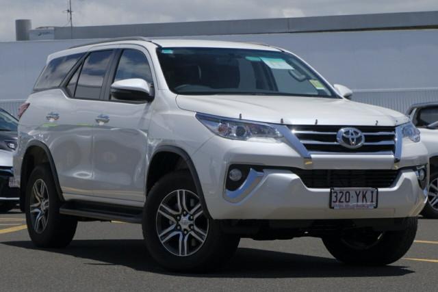2018 Toyota Fortuner Wagon