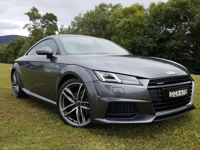 Audi Tt S Line FV  S