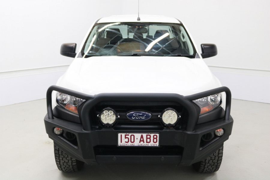 2017 Ford Ranger PX MKII XL Utility Image 2