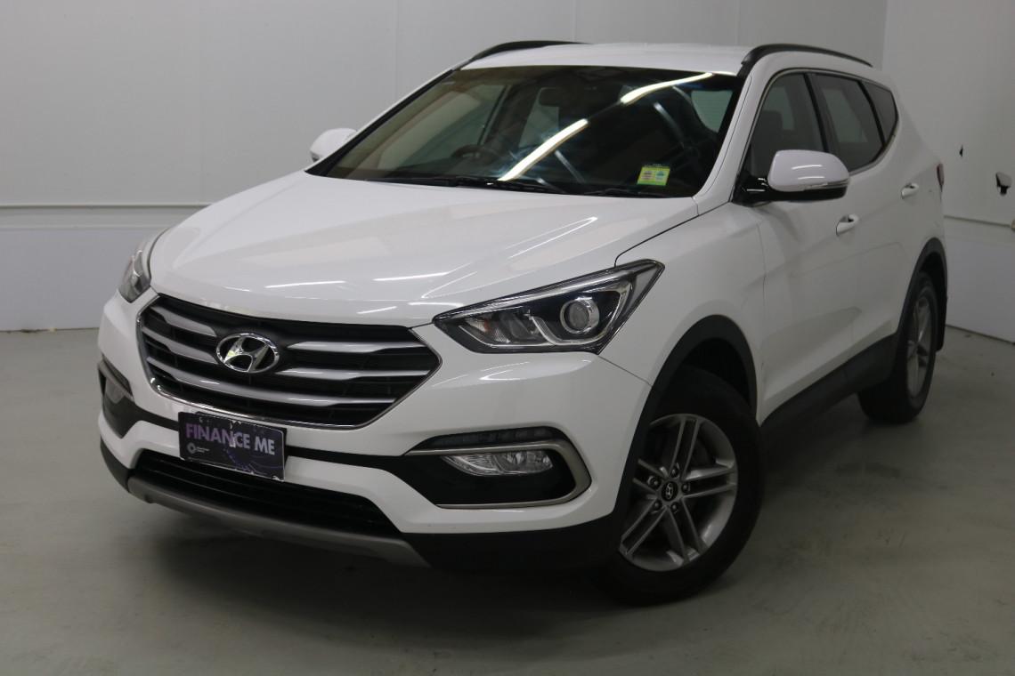 2017 MY18 Hyundai Santa Fe DM4 MY18 ACTIVE Suv Image 1