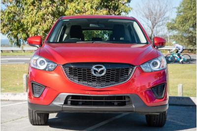 2014 Mazda CX-5 KE Series MY14 Maxx Suv Image 3