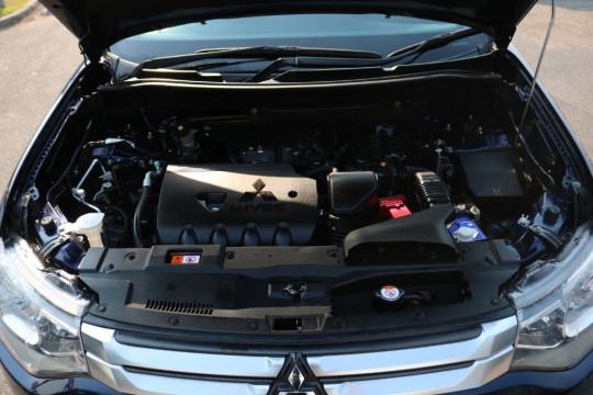 2014 MY14.5 Mitsubishi Outlander ZJ MY14.5 ES Suv