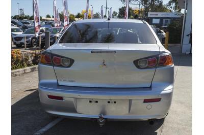 2013 Mitsubishi Lancer CJ MY14 ES Sedan Image 2