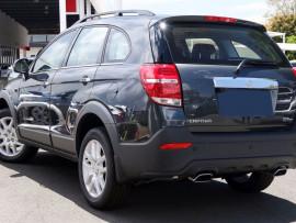 2017 MY18 Holden Captiva CG Active 7 Seats Wagon