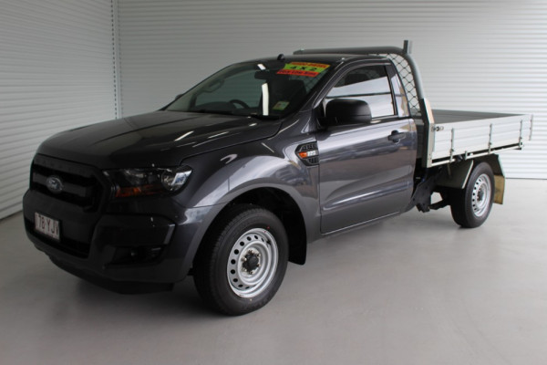 2018 Ford Ranger PX MKII 2018.00MY XL Cab chassis Image 3