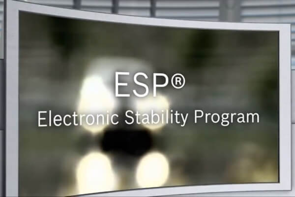 Bosch Electronic Stability Program Image
