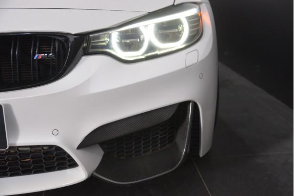 2015 BMW M4 Bmw M4  Auto M4 Convertible Image 4