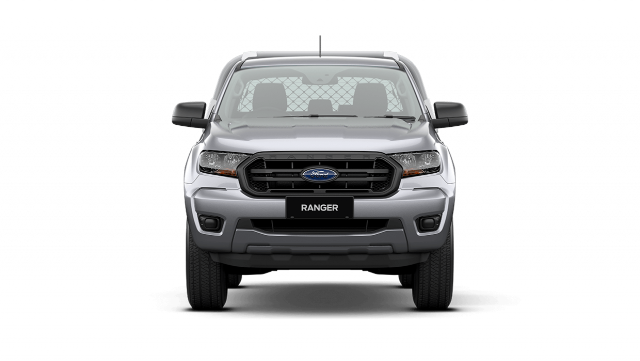 2020 MY21.25 Ford Ranger PX MkIII XL Double Cab Chassis Utility Image 10