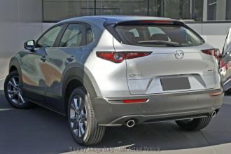 2021 Mazda CX-30 DM Series G20 Evolve Wagon Image 4