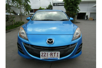 2009 Mazda 3 BL10F1 Neo Activematic Sedan Image 2