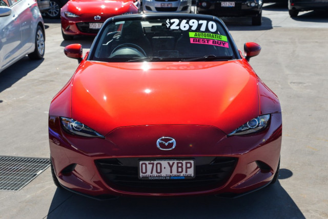 2016 Mazda Mx-5 ND Convertible Image 3