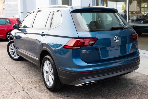 2020 Volkswagen Tiguan 5N 132TSI Comfortline Allspace Suv Image 2