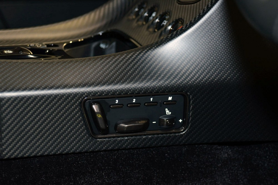 2019 Aston martin Rapide AMR 6.0L V12 8Spd Auto Sedan Mobile Image 26