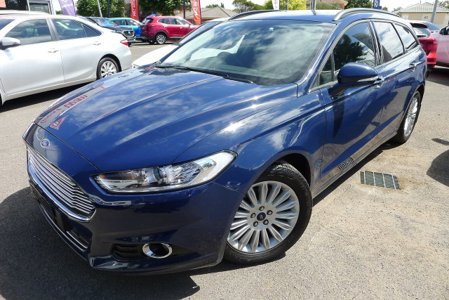 2015 Ford Mondeo Ambiente