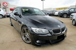 BMW 320D Steptronic E92 MY1112