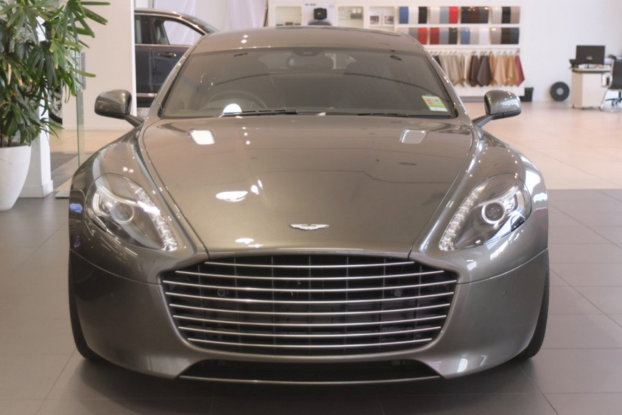 2018 MY19 Aston martin Rapide Coupe Image 2