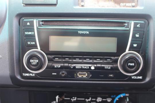 2013 Toyota Landcruiser VDJ79R MY13 GXL Cab chassis