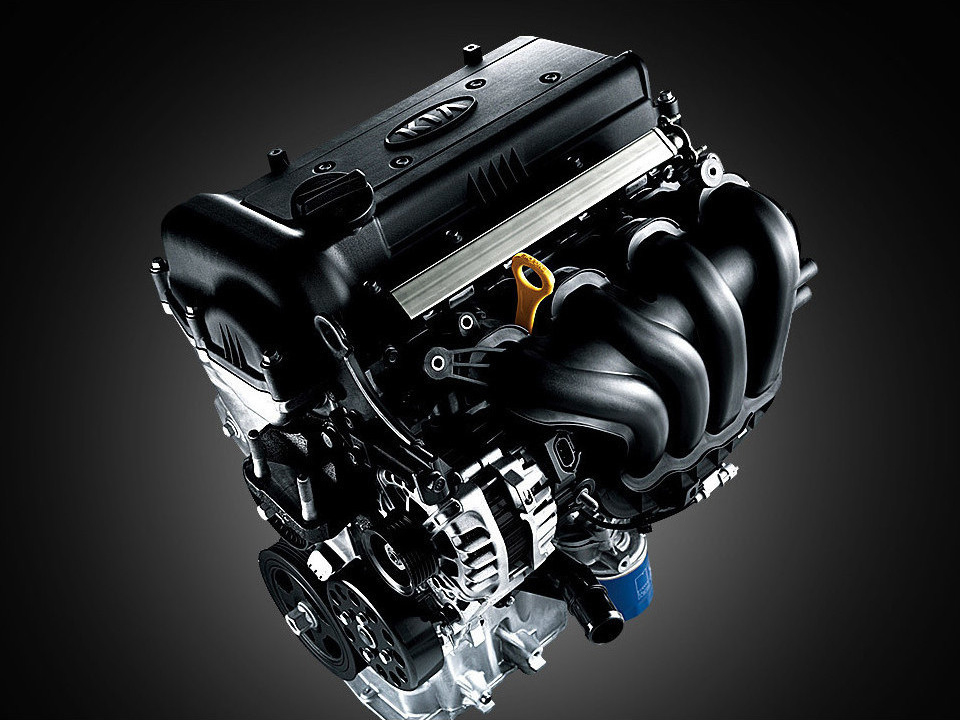 All New Rio Engine