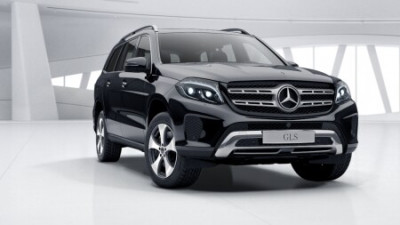 New Mercedes-Benz GLS SUV