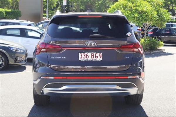 2020 MY21 Hyundai Santa Fe TM.V3 Elite Suv Image 4