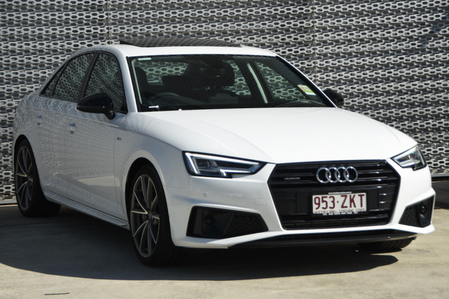 2019 Audi A4 45 2.0L TFSI S-tronic Quattro Sport 185kW Sedan
