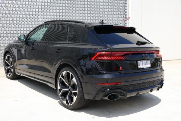 2020 Audi Q8 RS  4.0L TFSI 441kW Quattro 8Spd Tiptronic Suv