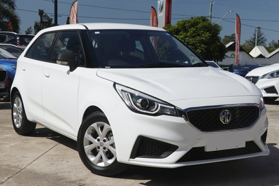 2019 MY18 MG MG3 SZP1 Core Hatchback