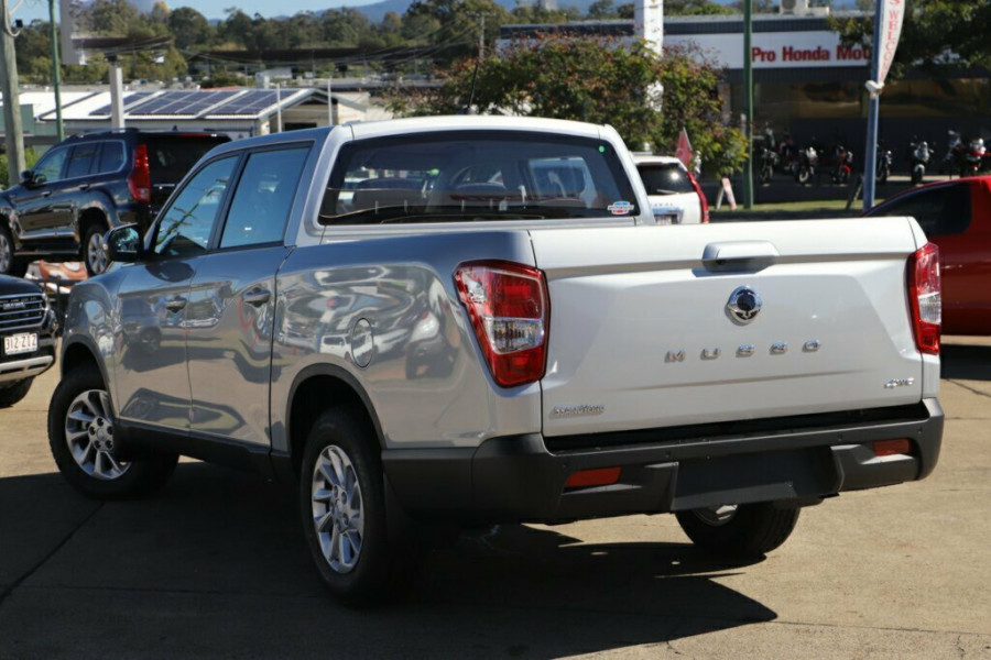2019 MY20 SsangYong Musso XLV Q201 Ultimate Utility
