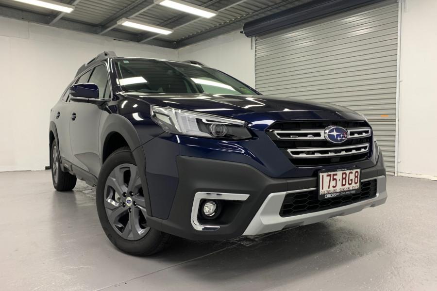 2021 Subaru Outback Image 1