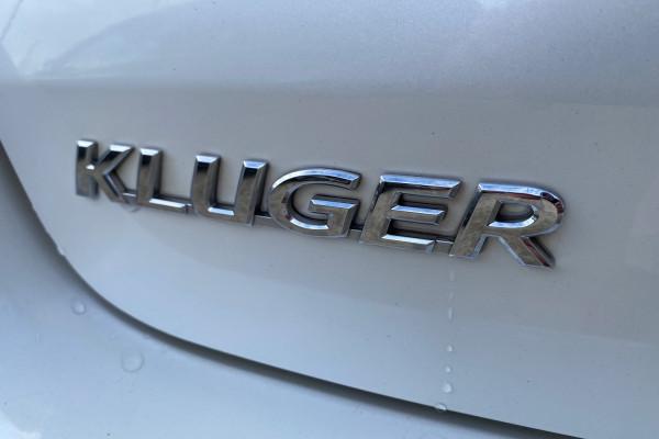 2016 Toyota Kluger GSU50R Grande Suv