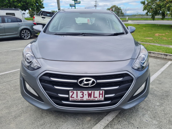 2016 Hyundai I30 GD4 Series II MY17 Active Hatchback Image 2
