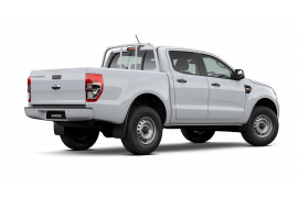 2020 MY21.25 Ford Ranger PX MkIII XL Hi-Rider Double Cab Utility Image 4