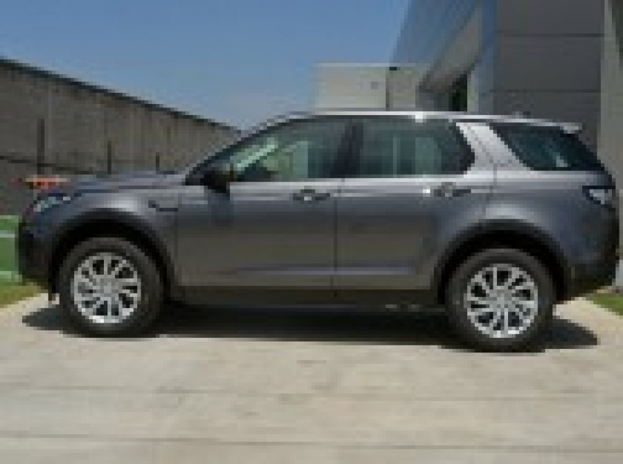 2017 MY18 Land Rover Discovery Sport L550 18MY SD4 Suv Image 9