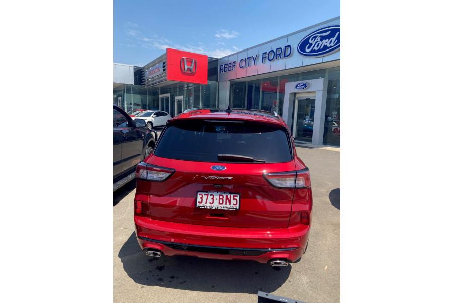 2021 MY21.25 Ford Escape ZH Vignale Suv