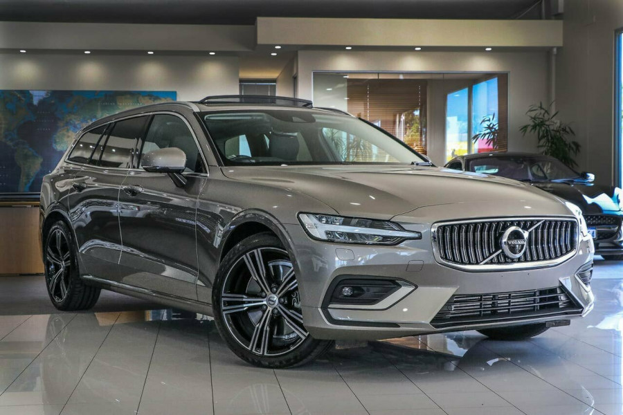 2019 MY20 Volvo V60 Z Series MY20 T5 Geartronic AWD Inscription Wagon