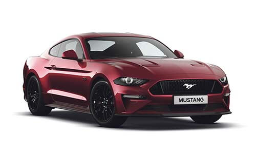 2018 MY19 Ford Mustang FN GT Fastback Fastback