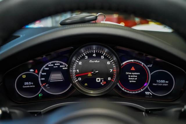 2018 Porsche Cayenne 9YA MY19 Turbo Suv Image 10