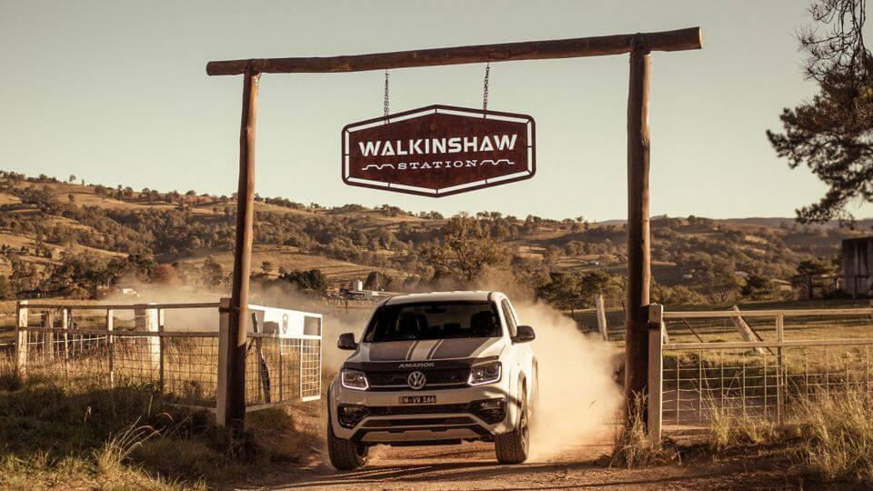 Amarok V6 W-Series <strong>Amarok V6 W-Series</strong><br>Reared for the road
