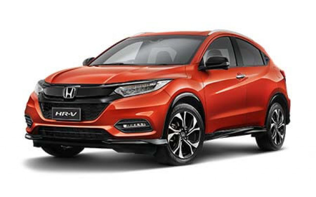 Honda HR-V RS MY19