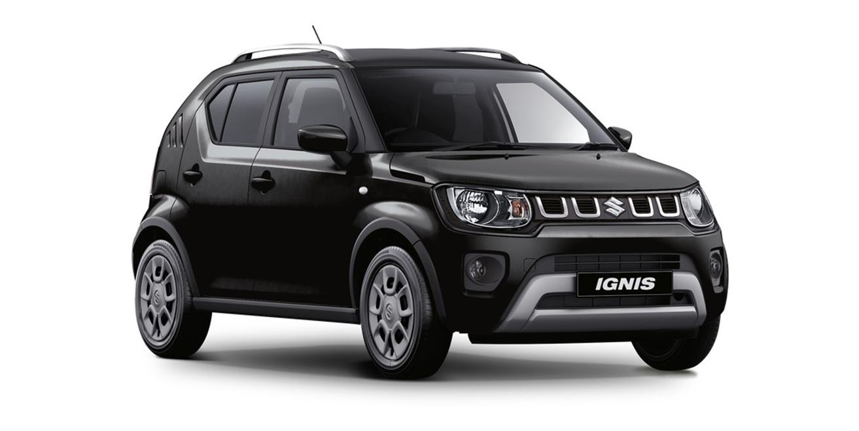 2021 MY20 Suzuki Ignis MF GL Hatchback