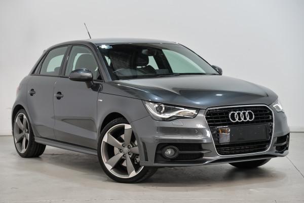 Audi A1 Sportback 1.4 Tfsi Sport Audi A1 Sportback 1.4 Tfsi Sport Auto