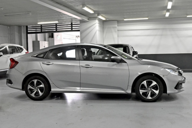 2019 Honda Civic Sedan 10th Gen VTi Sedan Image 3
