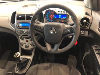 2012 Holden Barina TM CD Sedan
