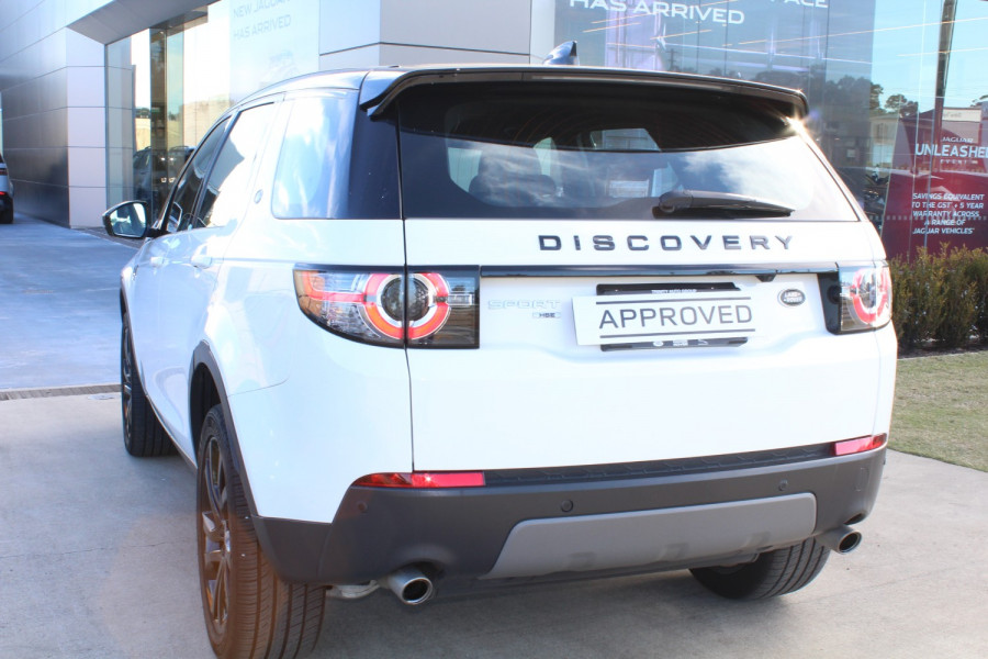 2017 Land Rover Discovery Sport L550 17MY TD4 180 Suv Image 3