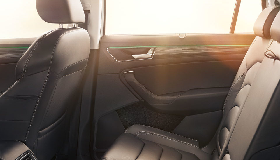 Kodiaq An upper-class level of space