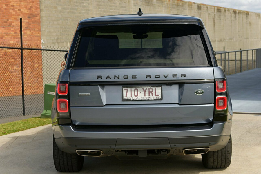 2018 Land Rover Range Rover L405 18MY SDV8 Suv Mobile Image 5