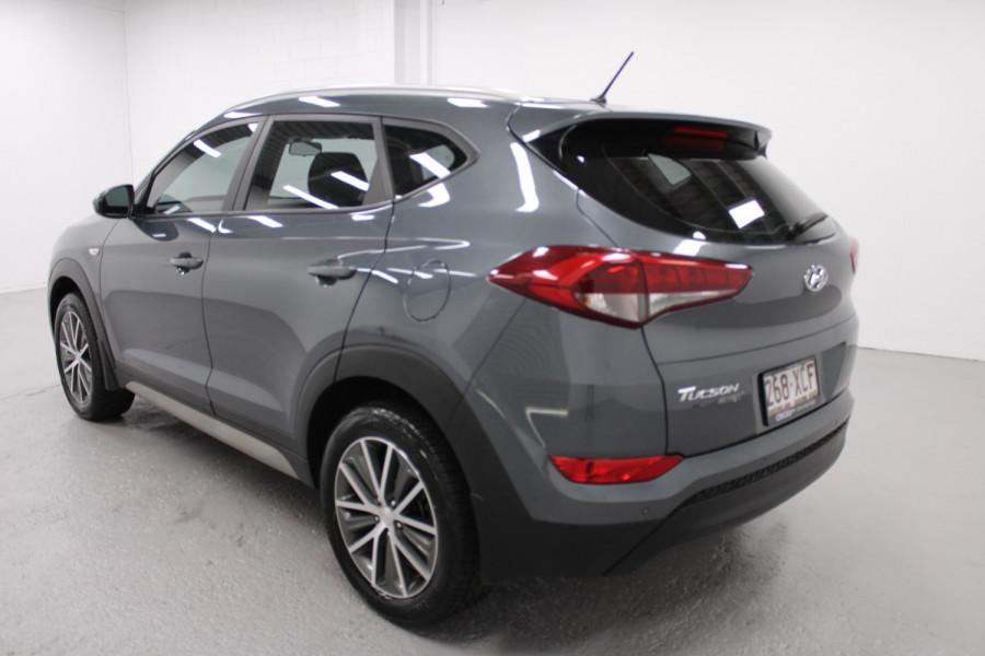 2016 Hyundai Tucson X Image 4