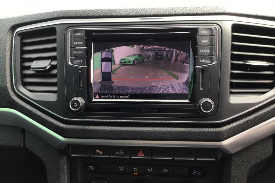 2017 Volkswagen Amarok 2H  TDI550 Ultimate Utility