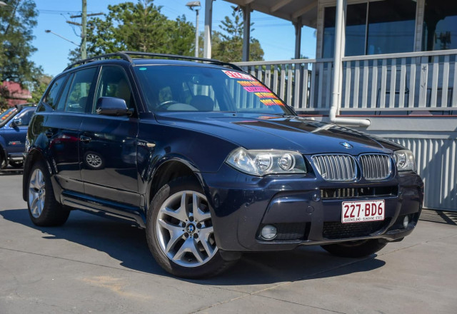 2007 BMW X3 E83 MY07 Suv